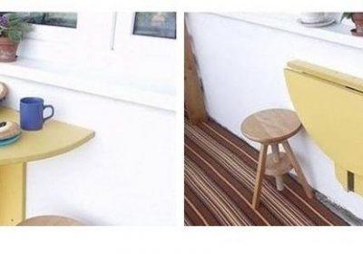 Fai da te: Come costruire un tavolo a ribalta da parere | ESPERTO IN ...