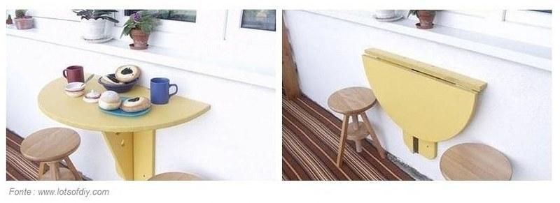 Fai da te come costruire un tavolo a ribalta da parere esperto in casa - Tavolo legno fai da te ...