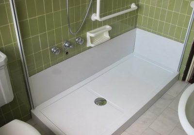 montaggio vasca da bagno e cdoccia