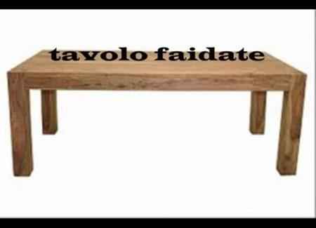 Come costruire un tavolo da giardino in legno esperto in casa - Tavolo cucina fai da te ...
