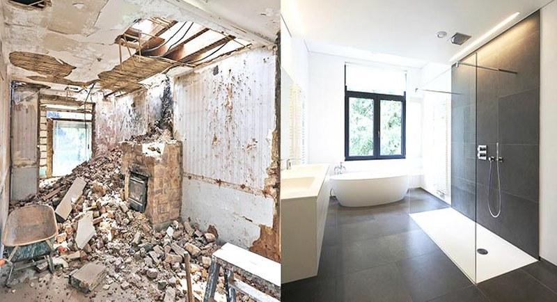 I costi per la ristrutturazione del bagno pavimentazioni - Costi per ristrutturazione casa ...