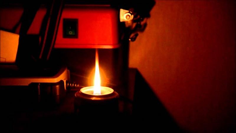 stoppini e olio per lampade
